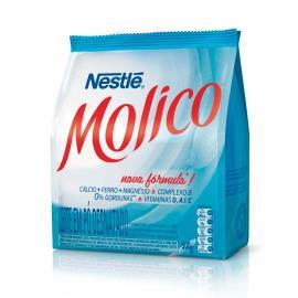 Molico Leite em Pó Desnatado Total Cálcio Sachê 500g