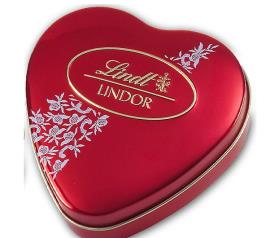 Chocolate Lindt Lindor Milk 48g