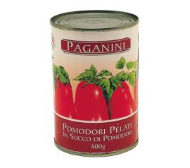 Tomate Paganini pomodori cereja lata 400g