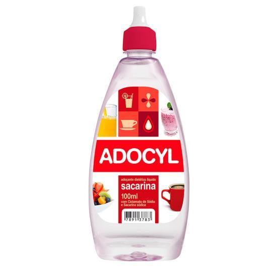 Adoçante Adocyl líquido 100ml - Imagem em destaque