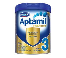Fórmula Aptamil 3 Infantil 800g