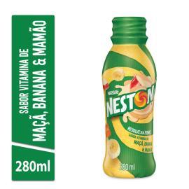 Bebida Láctea NESTON Maçã, Banana e Mamão 280ml