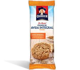 Cookie Quaker Aveia com Granola 40g