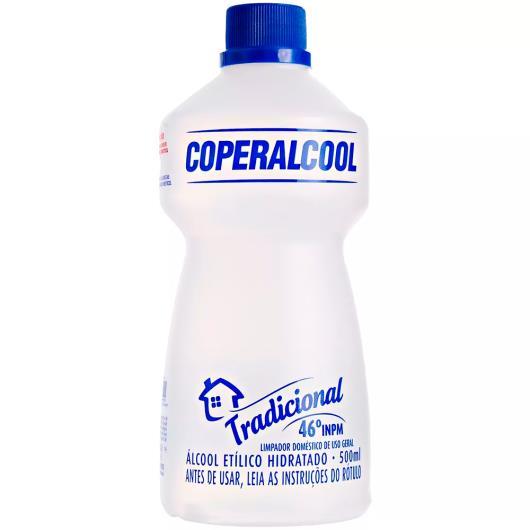 Álcool Coperalcool Tradicional 46° 500ml - Imagem em destaque