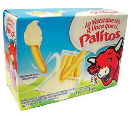 Queijo palitos A Vaca Que Ri 140g