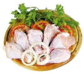 Coxinha da asa de frango resfriada 1kg