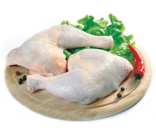 Coxa com sobrecoxa de frango Resfriada 1kg - Imagem em destaque