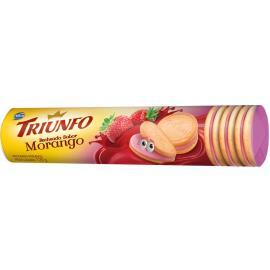 Biscoito Triunfo Recheado de Morango 120g