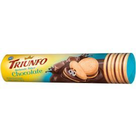 Biscoito Triunfo recheado de chocolate 120g