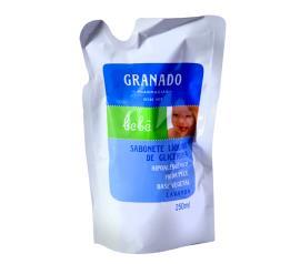 Sabonete Granado  glicerinado bebê lavanda refil líquido 250ml