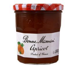 Geleia Bonne Maman sabor damasco 370ml