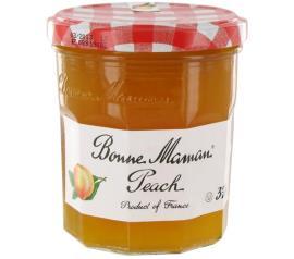Geleia Bonne Maman sabor pêssego 370g