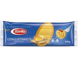 Macarrão Barilla com ovos espaguete n°9 500g