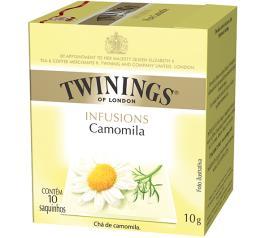 Chá Twinings de camomila infusions 10g