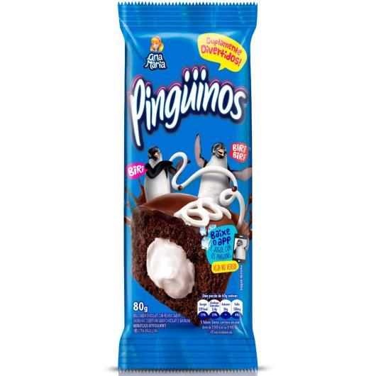 Bolo Ana Maria Pinguinos 80g - Imagem em destaque