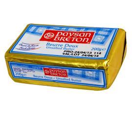 Manteiga Paysan Breton sem sal 200g