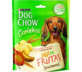 Alimento para cães Dog Chow carinhos mix de frutas 75g