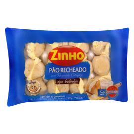 Pão de alho Zinho bolinha catupiry  300g