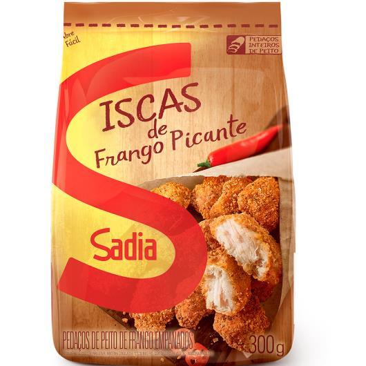 Iscas de frango picante empanados Sadia 300g - Imagem em destaque
