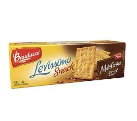 Biscoito levíssimo snack multi grãos Bauducco 130g