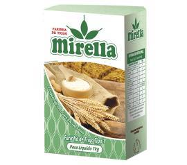 Farinha de Trigo Mirella Tipo1 Papel 1kg