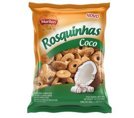 Rosquinha de coco Marilan 400g