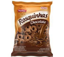 Rosquinha de chocolate Marilan 400g