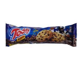 Cookie de baunilha com gotas de chocolate Toddy 150g