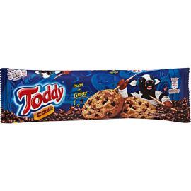 Cookie de baunilha com gotas de chocolate Toddy 60g