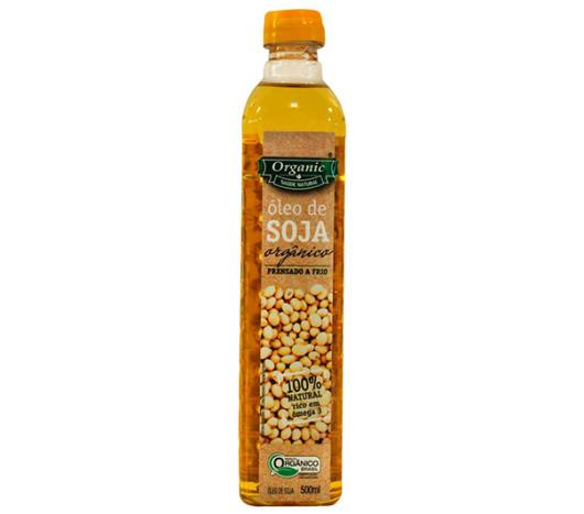Óleo de soja Organic 500ml - Imagem em destaque