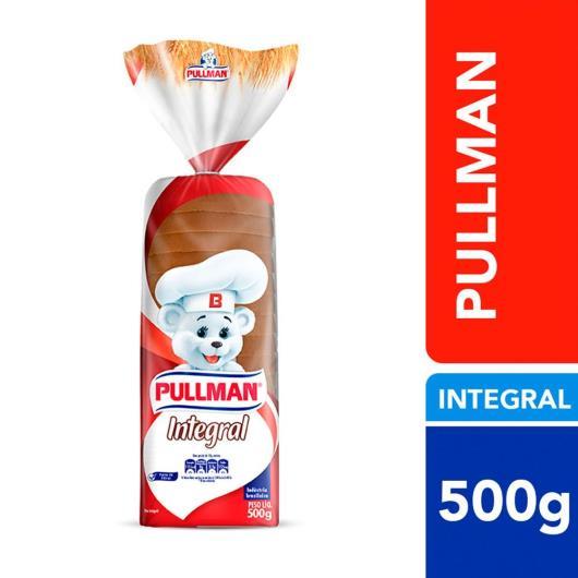 Pão de Forma Pullman Integral 500g - Imagem em destaque