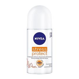 Desodorante Nivea roll on stress protection 50ml