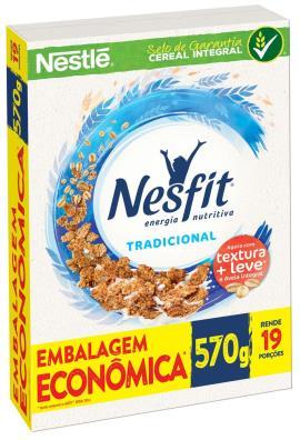 Cereal Matinal NESFIT Tradicional 570g