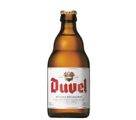 Cerveja Belga Duvel long neck 330ml