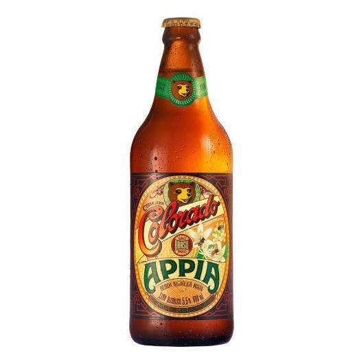 Cerveja Colorado Appia Clara Long Neck 600ml - Imagem em destaque