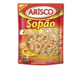 Sopão Arisco sabor galinha sachê 160g