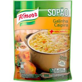 Sopão Knorr Creme de Galinha Caipira 194g