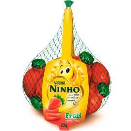 Iogurte Ninho Fruti integral polpa morango 250g
