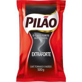 Café Pilão Extra Forte Torrado e Moído 500g