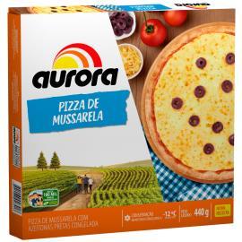 Pizza Aurora Mussarela 440g