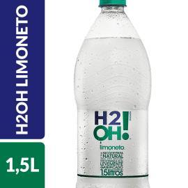 Refrigerante H2OH Limoneto Pet 1,5 l