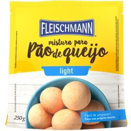 Mistura para Pão de Queijo Light Fleischmann 250g