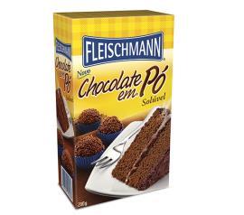 Chocolate em Pó Solúvel Fleischmann 200g