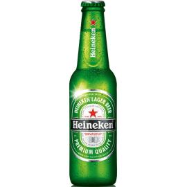 Cerveja Heineken premium long neck 250ml