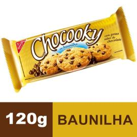 Biscoito Baunilha Chocooky  120g