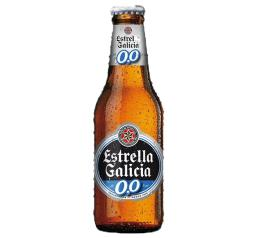 Cerveja Estrela Galícia 0,0 Long Neck 250ml