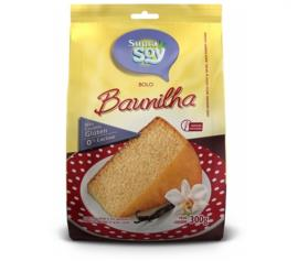 Mistura de Bolo Supra Soy Baunilha 300g