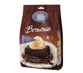 Mistura Para Bolo Supra Soy Brownie 300g
