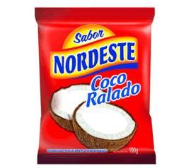 Coco Sabor Nordeste ralado 100gr
