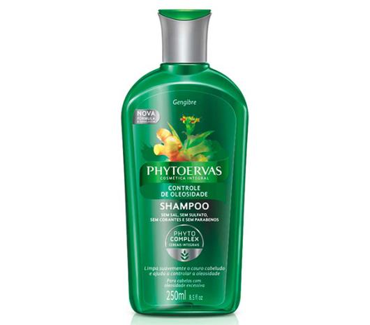 Shampoo Phytoervas Controle Oleosidade 250ml - Imagem em destaque